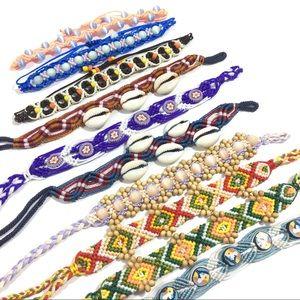 Jewelry - Friendship Bracelets 3 x $15